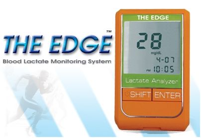 lactate monitor - the edge